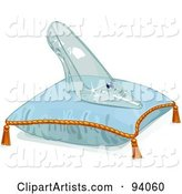 Vector Shoe Clipart by Pushkin