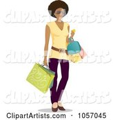 Vector Shopping Clipart by Qiun