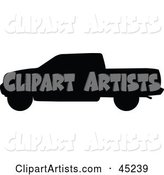 Vector Silhouetted Vehicles Clipart by JR