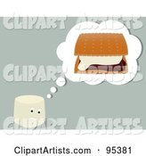 Vector Smores Clipart by Randomway