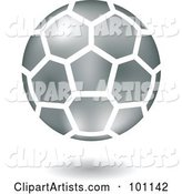Vector Soccer Clipart by Cidepix