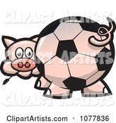 Vector Soccer Clipart by Jtoons