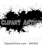 Vector Splatter Clipart by Arena Creative