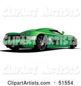 Vector Sports Cars Clipart by Leonid