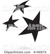 Vector Star Clipart by Cidepix