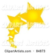 Vector Stars Clipart by Rogue Design and Image
