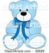 Vector Teddy Bear Clipart by Rogue Design and Image