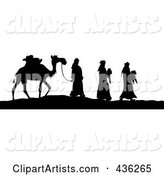 Vector Three Wise Men Clipart by Rogue Design and Image