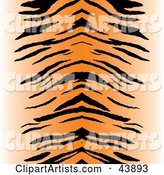 Vector Tiger Clipart by Arena Creative
