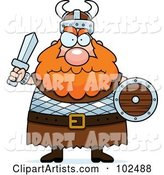 Vector Viking Clipart by Cory Thoman