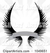 Vector Wings Clipart by Arena Creative