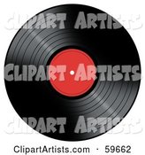 Vinyl Record Clipart by Oboy