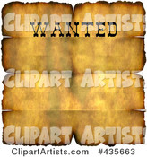 Wanted Clipart by Arena Creative