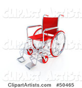 Wheelchair Clipart by Franck Boston
