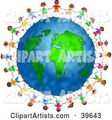 Worldwide Clipart by Prawny
